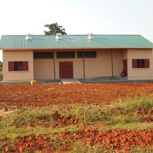 Construction of Agricultural Infrastructure Improvement (CAIIP) – Agro Processing Shelters Project in Luwero District Through Local Government Authority