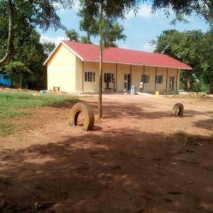 The construction of Low cost Teachers' Accommodation in Mukondo_1771143679807665_5680478791171539353_n