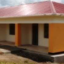 Staff Accommodation House at Mukondo Kyaka II